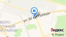АЗС Петролстарт на карте