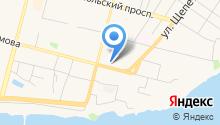 С1 на карте