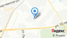 Audi на карте