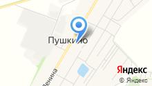 Храм Святителя Алексия Московского на карте