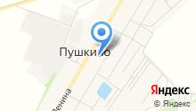 Районный отдел истории и краеведения на карте