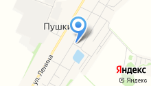 Пушкинская амбулатория на карте