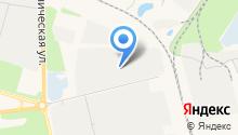 Хонда Сургут на карте