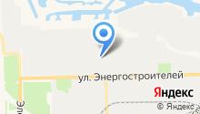 АВТОПАРТ-УРАЛ на карте