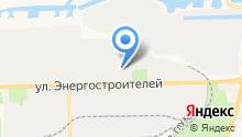 Автогласс на карте