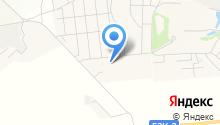 Врубелево на карте