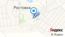 Салон-парикмахерская на мини-рынке Солнечный на карте