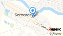 Культурно-досуговый центр Богословского сельского поселения на карте
