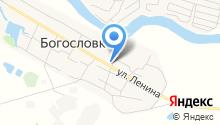 Администрация Богословского сельского поселения на карте