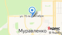 МОДЕРН - Парикмахерская на карте