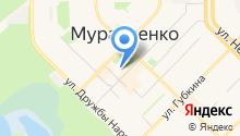 Муравленковский многопрофильный колледж на карте