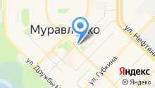 Эколого-краеведческий музей города Муравленко на карте