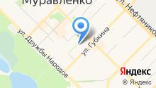 Мастерская по ремонту обуви на ул. Губкина на карте