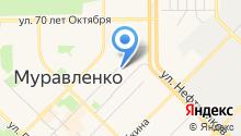 Домовой, ТСЖ на карте