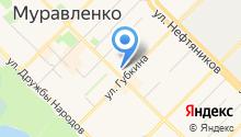 Фонд АНДРЕЕВСКИЙ на карте