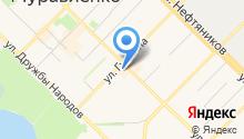 Адвокатский кабинет Елисеевой М.Г. на карте