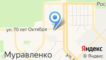 АЗС Роснефтегаз на карте