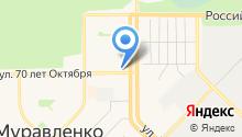 Дентекс на карте