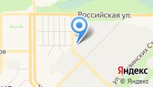 Ямалавтодор на карте