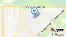 Партнеры Ноябрьск на карте