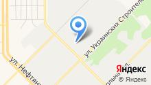 Е-отель на карте