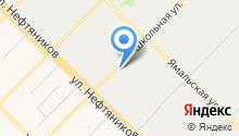 Муравленковская Транспортная Компания на карте