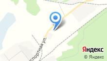 ЕВРОТРАНССЕВЕР на карте