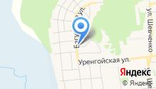 Банкомат, Западно-Сибирский банк Сбербанка России на карте