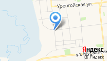Магазин овощей и фруктов на Первомайской на карте