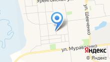 Релакс на карте