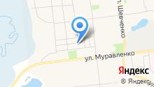 Недра, ЗАО на карте