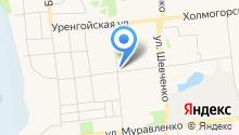 Магазин картриджей на карте