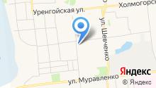 РЖК на карте