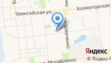 Таверна на карте
