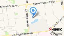 ЕДИНЫЙ РАСЧЕТНО-ИНФОРМАЦИОННЫЙ ЦЕНТР ЯНАО на карте