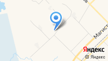 ASIP на карте