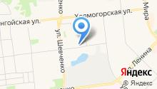 НСГ-РОСЭНЕРГО на карте