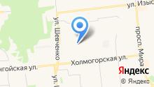 Похоронный дом на карте