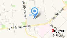 Автотеатр на карте