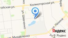 Цветы Украины - Магазин цветов на карте