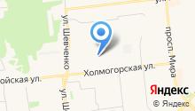 Сапфир-Пром на карте
