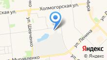 Закусочная на Киевской на карте