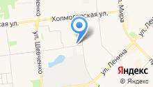 Мастерская по ремонту обуви на Киевской на карте