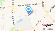 Магазин овощей и фруктов на ул. 60 Лет СССР на карте