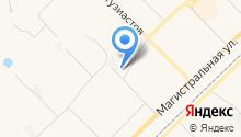 Грузовое агентство на карте