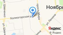 Адвокатский кабинет Лисафина А.С. на карте