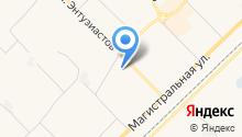 АвтоМуравей на карте