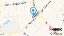 Ноябрьская жилищно-сервисная компания №3 на карте