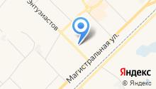 Тюменское областное управление инкассации на карте