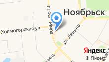 Ю`TEL на карте